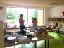 Eröffnung des neuen Kindergartens auf der alten Hühnerfarm im Mai 2016